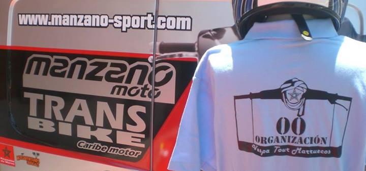 manzano moto trans bike